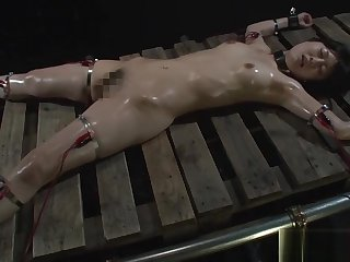Electro torture Asian Non-specific Japanese - 6