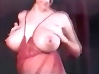 Big tits, Boobs, Brunette, Hairy, Huge, Solo, Tits