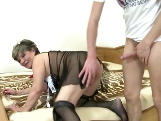 Troubling Chunky grannie Wants To reminisce youthfull shaft sex video