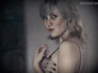 LONELY HEART - vintage saggy tits hairy pussy blonde belle