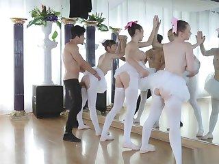 Amateur Wife Bj Duddys Swallow Ballerinas