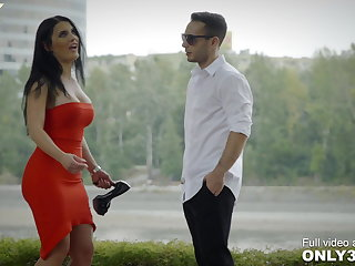 Foot fucking young lady featuring Expensive Demon added to Raul Costa